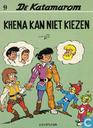 Bandes dessinées - Khéna et le Scrameustache - Khena kan niet kiezen