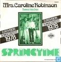 Mrs Caroline Robinson