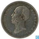 Coins - the Netherlands - Netherlands 25 cents 1849 (Willem II)