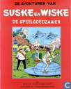Comic Books - Willy and Wanda - De speelgoedzaaier