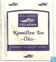 Kamillen Tee -Öko-