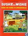 Strips - Suske en Wiske - Rikki en Wiske in Chocowakije