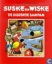 Strips - Suske en Wiske - De sissende sampam