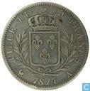 Frankrijk 5 francs 1814 (A)
