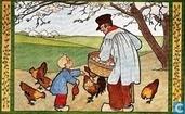Zeg boer wat zeg je van mijn kippen