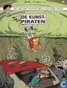 Comic Books - Fik en Stafke - De kunstpiraten