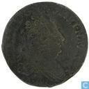 France 10 sols 1707 W