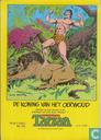 Bandes dessinées - Tarzan - De zwarte magie