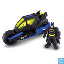DC Super Friends Hero World Batcycle