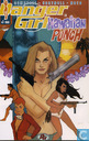 Danger Girl in Hawaiian punch