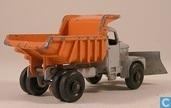Modelauto's  - Matchbox - Scammell Mountaineer Snowplough