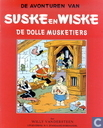 Comic Books - Willy and Wanda - De dolle musketiers