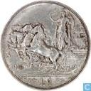 Italy 1 lira 1916