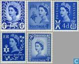 1968 Queen Elizabeth (GRB R5)