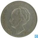Munten - Nederland - Nederland 1 gulden 1924