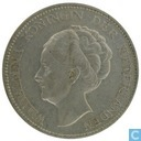 Monnaies - Pays-Bas - Pays Bas 1 gulden 1924