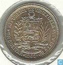 Coins - Venezuela - Venezuela 1 bolivar 1965