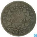 France 2 francs 1812 (A)