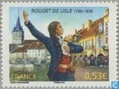 Rouget de Lisle, Claude-Joseph 1780-1835