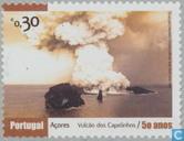Eruption du volcan