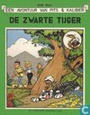 Comic Books - Pits en Kaliber - De zwarte tijger