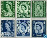 1967 Koningin Elizabeth (GRB R6)