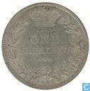 UK 1 shilling 1886
