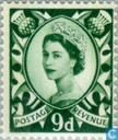 La reine Elizabeth II - Phosphore