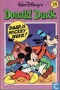Strips - Donald Duck - Daar is Mickey weer!
