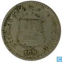 Venezuela 1 Centavo 1876