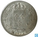 Frankrijk 5 francs 1822 (K)