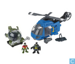 Imaginext DC Superfriends Batcopter Gift set