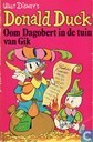 Comic Books - Donald Duck - Oom Dagobert in de tuin van Gik