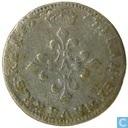 France 4 sols 1675 A