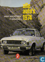 Alle auto's 1974