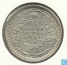 Munten - Brits-Indië - Brits-Indië ¼ rupee 1944 (Bombay)