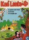 Comic Books - Clever Claire - De apostelen van Rah-Penkolh + De jam-boeven + Het zwartgallige spoor