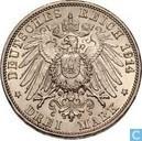 Baden 3 Mark 1914