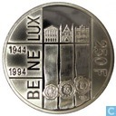 Luxembourg 250 francs 1994