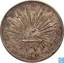 Mexique 8 reales 1896