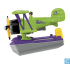 Imaginext DC Superfriends The Riddler Bi-Plane