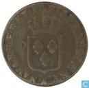 France 1 sol 1791 (A - leopard)