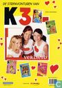 Strips - K3 - Iedereen verliefd!
