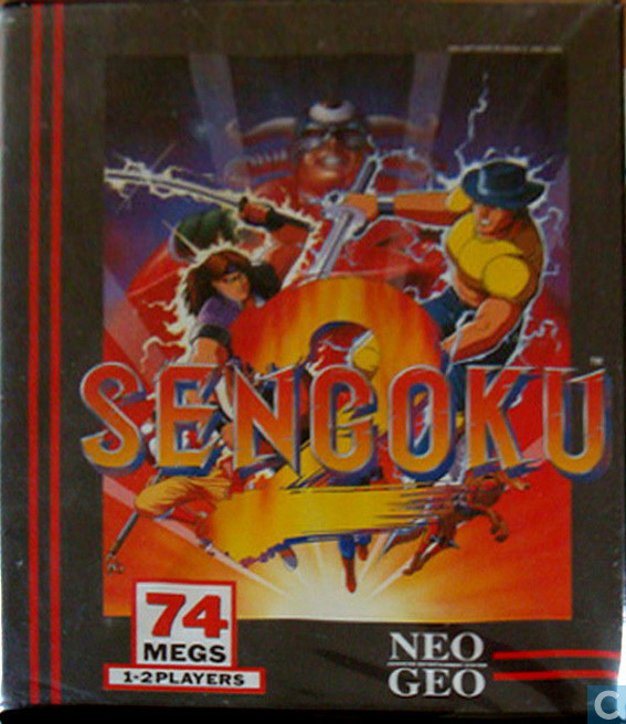 Sengoku 2 - Neo-Geo AES/MVS - Catawiki
