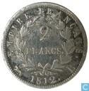 Frankreich 2 Franc 1812 (B)