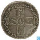 UK 1 shilling 1696