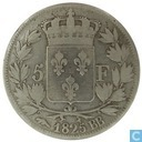 Frankreich 5 Franc 1825 (BB)