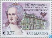 St. Petersburg 1703-2003