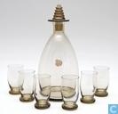 Glas / Kristall - Kristalunie - Brandy Likeurstel fumi