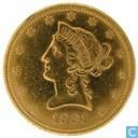 Verenigde Staten 10 dollars 1881 (S)